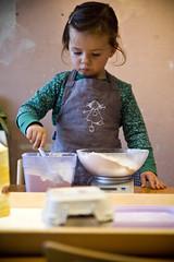 Fien bakt cake