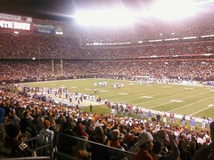 Cle vs Den Game (Zolotkey) Tags: game football cleveland nfl clevelandbrowns denverbroncos