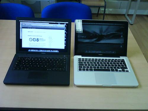 new macbook vs black macbook II
