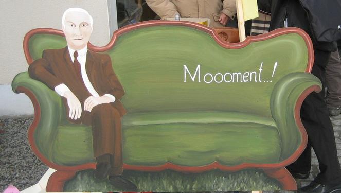 loriots sofa
