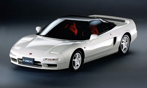 National Speed - NSX