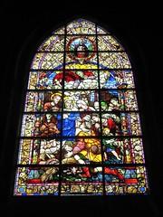 Cathedral (Graça Vargas) Tags: españa sevilla spain cathedral stainedglass vitral ph227 graçavargas ©2008graçavargasallrightsreserved 5006220109