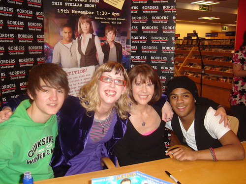 Me with Lis, Tommy and Danny