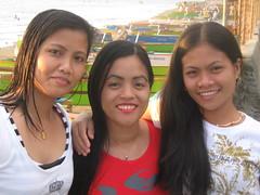 Elma,Jenny & Jessa (Subic) Tags: philippines filipina elma