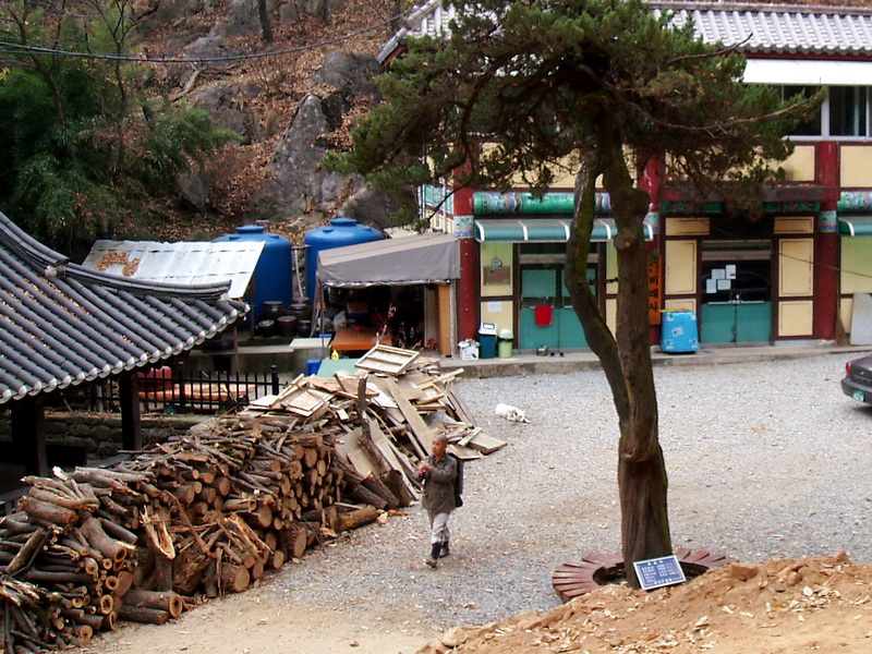 Birae-sa Temple(3)