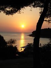 miss the sun (dkeyjon) Tags: ocean sunset sea summer sun water holidays warm croatia theflickys flickrtoday imissmyloveandimissthesun imsocoldbrrrrr