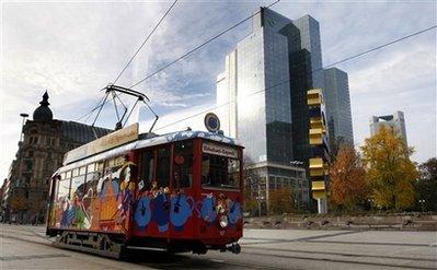Travel Trip Frankfurt on a Budget