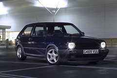 Volkswagen Golf Mk2 (Daniel Hodson) Tags: uk light england dan canon volkswagen eos 350d flickr day unitedkingdom daniel aib peter dorset canon350d mk2 canoneos350d bournemouth freelance castlepoint volkswagengolf hodson visualcommunication undergroundcarpark jamiecullen hoddo artsinstitutebournemouth danielpeterhodson danielhodson theartsinstitutebournemouth dhodson wwwdanielhodsoncouk httpwwwdanielhodsoncouk