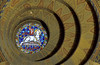 Circular vitro (kkitsos) Tags: park city castle church window monument museum architecture europe hungary catholic arch interior traditional faith religion budapest architectural baroque brilliant buda circular fanlight vitro constructional