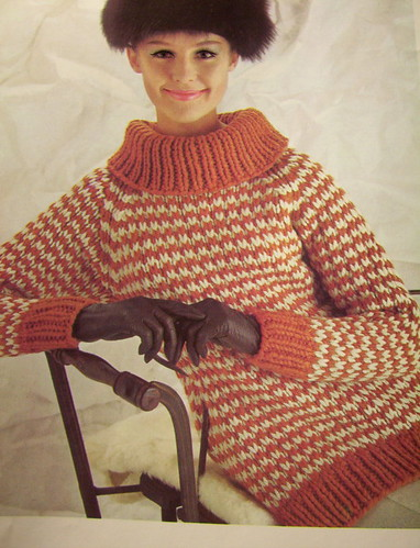 Vintage Knitting Patterns: 1950s sweaters - a photo on Flickriver