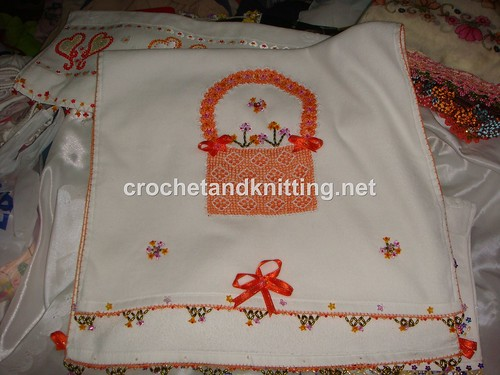 Lace Towel Edging