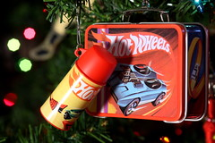 Christmas #22: The Hot Wheels lunchbox ornament, or why Xmas is postmodern (kevin dooley) Tags: christmas xmas favorite hot tree car canon wow real toy photography 50mm photo interesting fantastic flickr postmodern image very map good awesome wheels picture free award sigma superior pic super stretch best more most ornament photograph virtual creativecommons winner excellent much unreal lunchbox chirstmas incredible better exciting thermos winning transform chritsmas stockphotography extend chirtsmas 105mm phenomenal xms freeforuse 40d