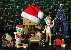Yotsuba & Christmas