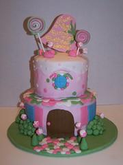 Dylan's Strawberry Shortcake (christy's piece of cake) Tags: cake cupcakes strawberryshortcake