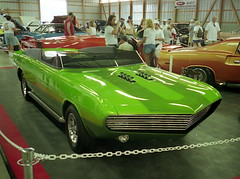 1967-69 Dodge Daroo I Concept Car (splattergraphics) Tags: dodge 1968 mopar carlisle dart carshow conceptcar abody daroo carlisleallchryslernationals darooi