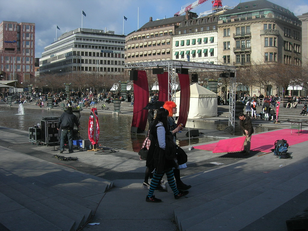 Cherry Blossom Fest in Kungstradgarden, Stockholm 2010 - 4
