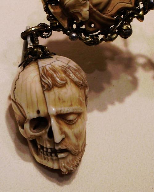 16th century ivory rosary