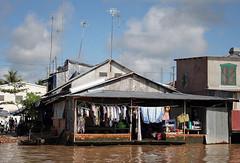 Jižní Vietnam: Na člunech do delty Mekongu