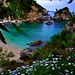 Piso Kryoneri Beach - Parga Greece