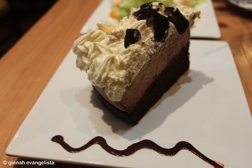 Red Ribbon Chocolate Mousse