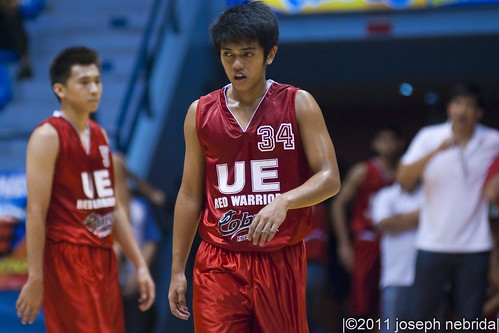 2011 FilOil Flying V Preseason Tournament:  Mapua Cardinals vs. UE Red Warriors, May 25