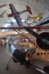 Steven F. Udvar-Hazy Center: south hangar pano...