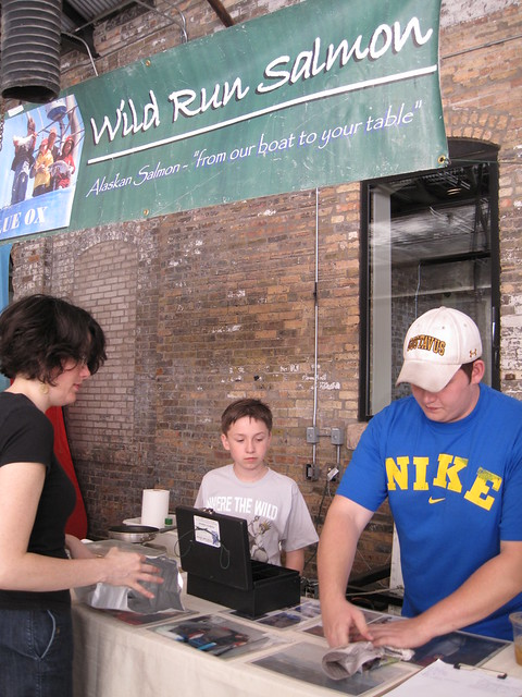 June 4, 2011, Mill City Farmers Market