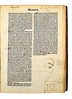 Geometrical drawings in Orbellis, Nicolaus de: Cursus librorum philosophiae naturalis [Aristotelis] secundum viam Scoti