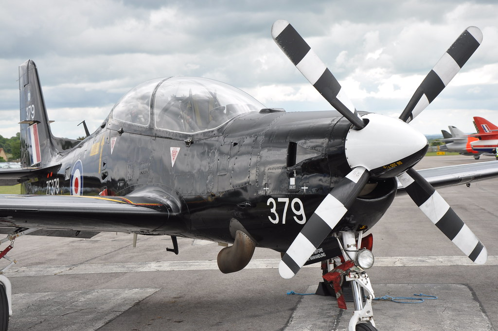 Shorts Tucano T1 - Royal Air Force