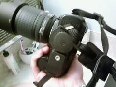 No-name handstrap for my Nikon 5