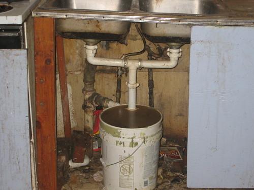 The plumbing