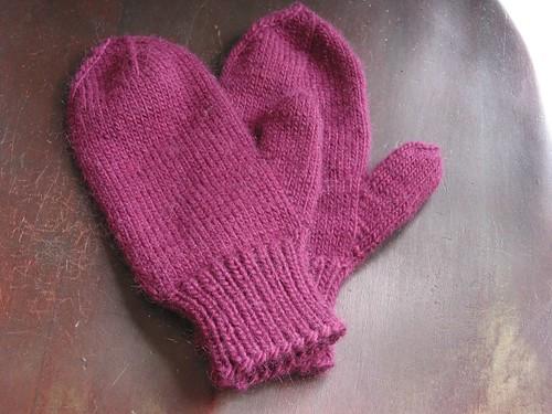 Basic mittens