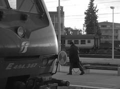 Fast Life (train_spotting) Tags: grosseto fastlife bombardier trenitalia tirrenica trenoregionale e464367 traxx160dpc
