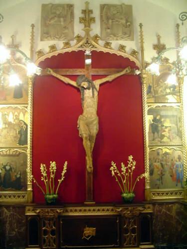 El Sant Crist del Noguer