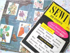 04.01.08 {nifty thrift | vintage needlework books}