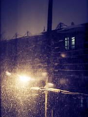 (-Antoine-) Tags: winter snow canada storm night photoshop montréal quebec snowy montreal hiver curves snowstorm québec invierno neige montral tempete qubec parcex parkextension parcextension parkex ©antoinerouleau