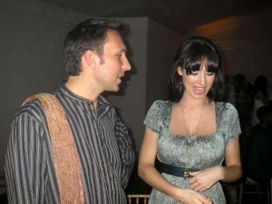 Alex Walkinshaw auctions off a date with Sophie Howard!