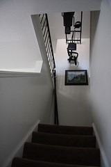 Customer assistance in Sporting Goods to the Stairs Please?