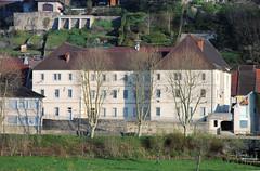 Collège d'Orgelet (Jura)