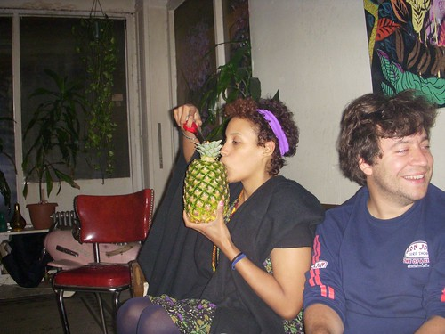 Pineapple Bong!