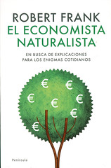 Robert Frank, El economista naturalista