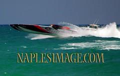 Aqua Mania Airtime (jay2boat) Tags: ocean race boats boat florida offshore powerboats powerboat ftlauderdale horsepower boatracing powerboatracing naplesimage