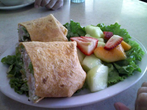 Toojay's Greek Wrap