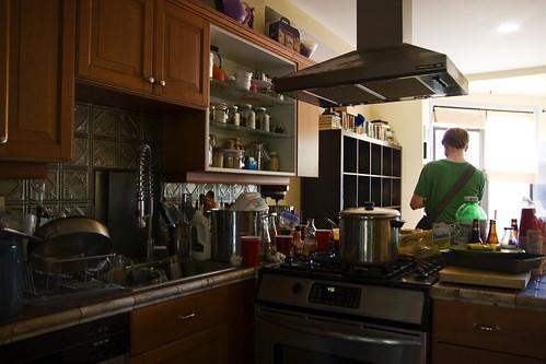 kitchen = swank