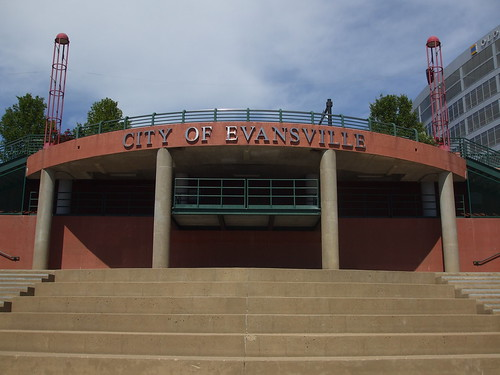 City of Evansville, Indiana - Riverfront Architecture