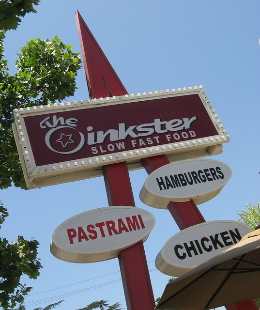 The Oinkster.