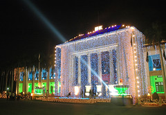 Indipendence Day (nBazmi) Tags: lighting pakistan buildings independenceday 14august