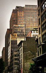 Old NY Buildings by ChrisM70, on Flickr