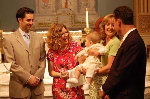christening 034