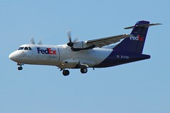 Air Contractors (for Federal Express (FedEx Feeder)) Aerospatiale ATR-42-320 EI-FXE (18504) (Thomas Becker) Tags: plane germany airplane geotagged deutschland airport nikon hessen frankfurt aircraft feeder d200 americaneagle fedex tamron flugzeug spotting fra fraport federalexpress 241104 rheinmain atr42 eddf 211105 luftfahrzeug aircontractors atr42320 080624 28300vc aviationphoto aerospatiale eifxe cn327 021092 fwwlm n327at 051192 n926fx geo:lat=50039323 geo:lon=8596877